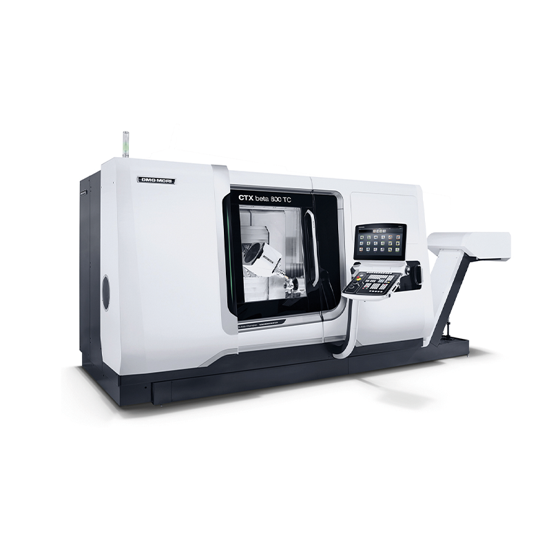 HSieben Maschinentechnik Langkampfen - Human Perception Automized Perfection - spanabhebende Bearbeitung, CNC, Fräsen, Automatisation, Aktuelles, Investitionen, CNC Dreh-Fräszentrum, DMG - Typ CTX beta 800 TC